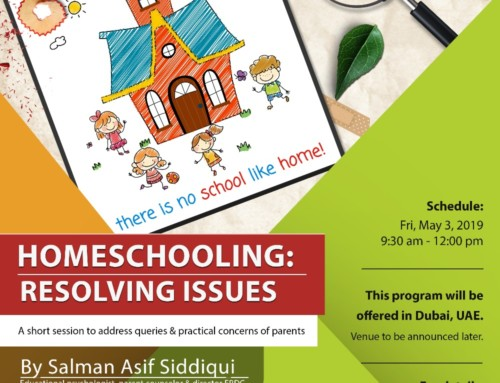 Homeschooling: Resolving Issues | UAE