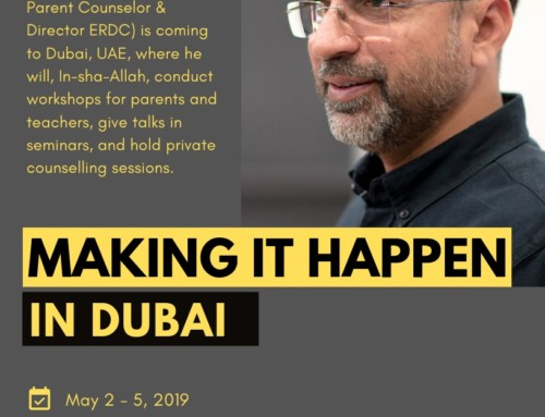 Making it Happen in Dubai