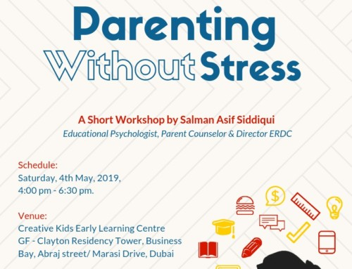 Parenting Without Stress | DUBAI