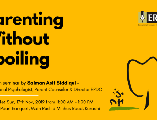 Parenting Without Spoiling | KARACHI