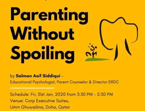 Parenting Without Spoiling | Doha, Qatar