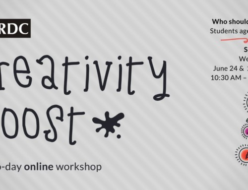 Workshop: Creativity Boost