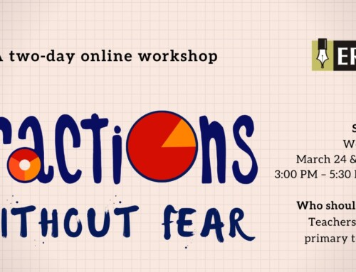 Workshop: Fractions without Fear