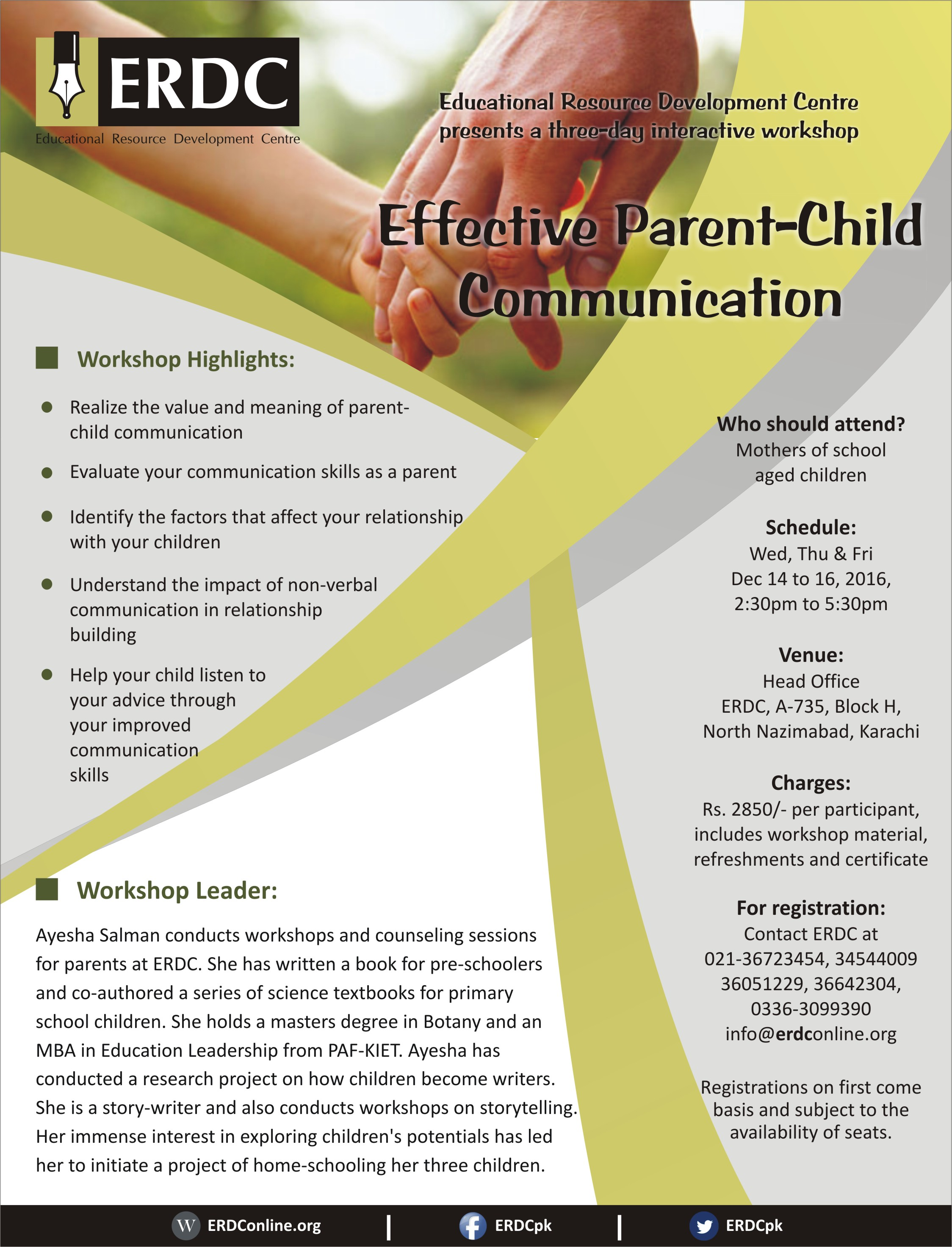 parent child communication essays The parent/child relationship plays a critical role in a child's development when kids have dependable, reliable,  lack of communication.